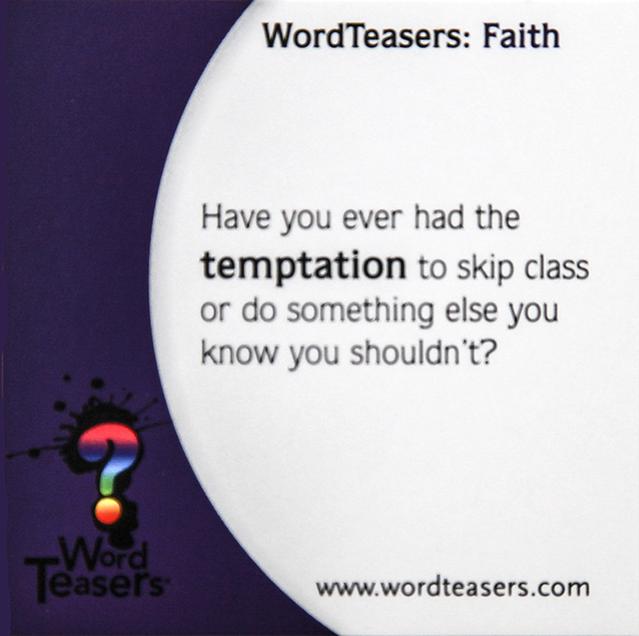 faith card temptation front