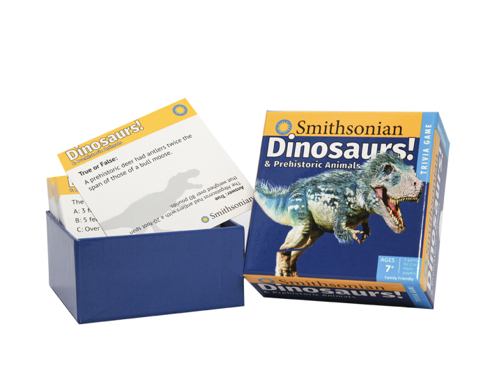 Dinosaurs card game
