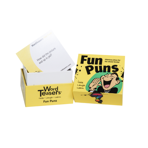 Fun Puns card game