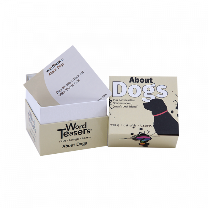 About Dogs Trivia Game